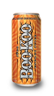 BooKoo energy drink